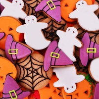 Don't forget to check out our Halloween cookies.